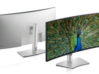 Màn hình mới nhất của Dell có tốc độ quét cao
