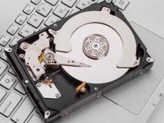 Cách chia và gộp phân vùng ổ cứng