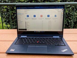 Lenovo ThinkPad C13 Yoga ChromeBook 2021