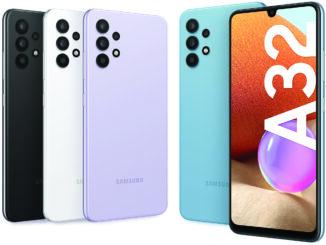 Samsung Galaxy A32 ra mắt
