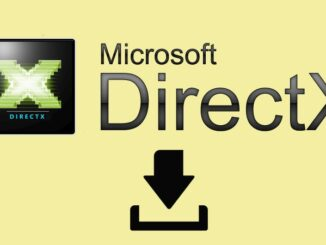 Cách cập nhật DirectX