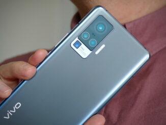 ra mắt điện thoại với công nghệ camera mới