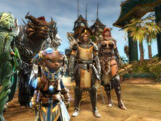 Guild Wars 2 - Tựa game MMORPG