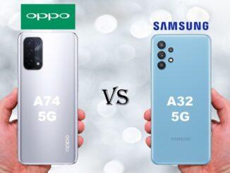 So sánh Oppo A74 và Galaxy A32