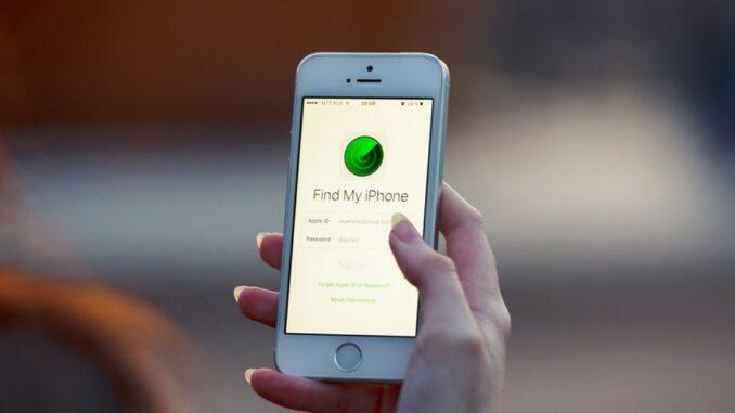 Những điều cần làm sau khi iphone bị đánh cắp