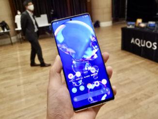 Sharp trình làng chiếc smartphone Aquos R6 có cảm biến camera 1 inch