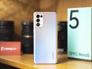Smartphone Reno5