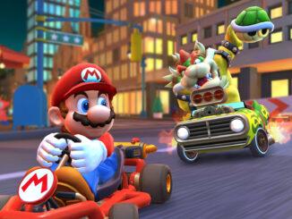 Mario tựa game huyền thoại