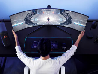 Màn hình chơi game Samsung Odyssey G9