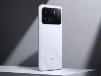 Xiaomi vừa mới ra mắt bộ ba smartphone Mi 11 Ultra